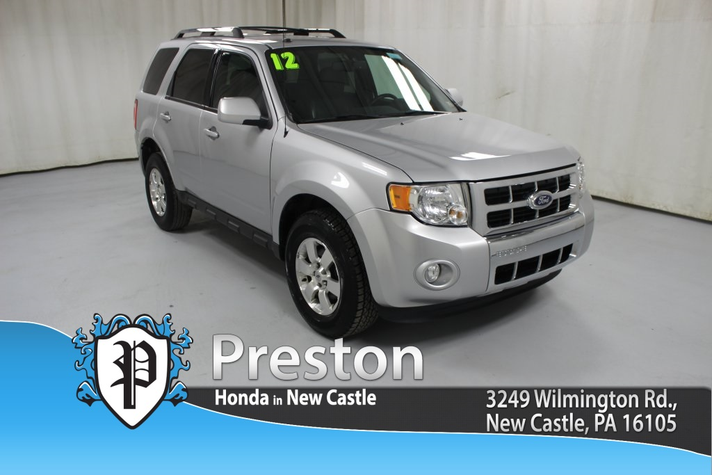 Pre owned 2012 ford escape limited 4d sport utility in new for Castle honda service
