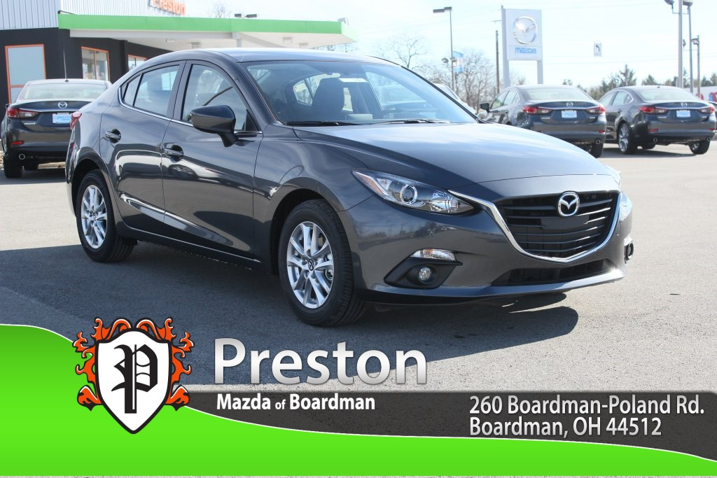 new 2016 mazda mazda3 i touring 4d sedan in boardman m161330 preston auto. Black Bedroom Furniture Sets. Home Design Ideas